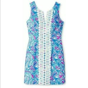 """Lilly Pulitzer for Target """"my fans"""" shift dress"""